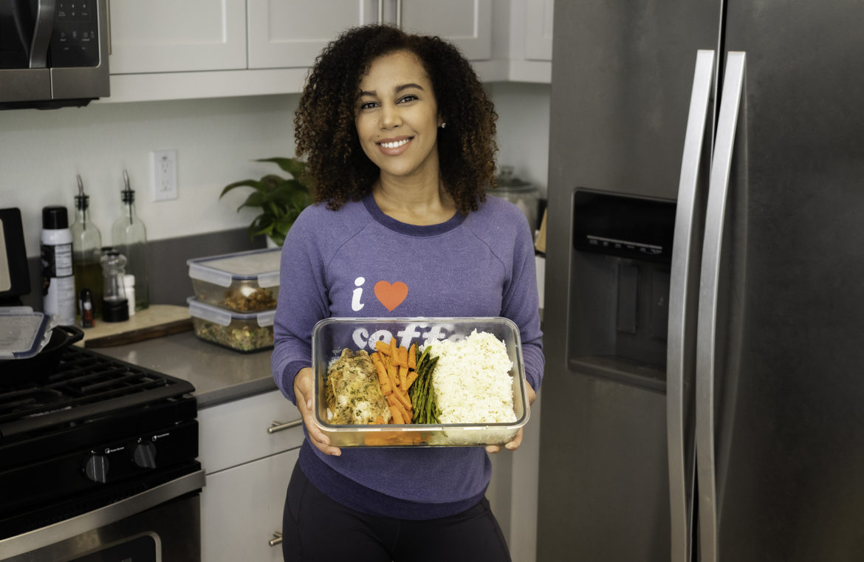 Sahirenys Pierce - Meal Prepping
