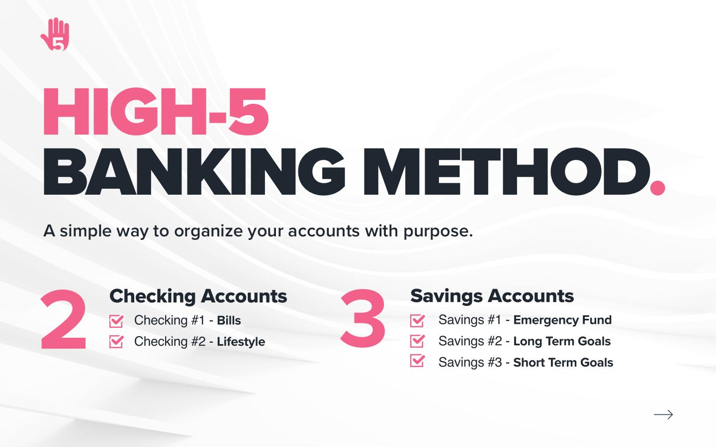 High 5 Banking