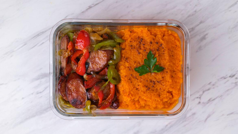Sweet Potato Sausage: Meal Prep Recipes
