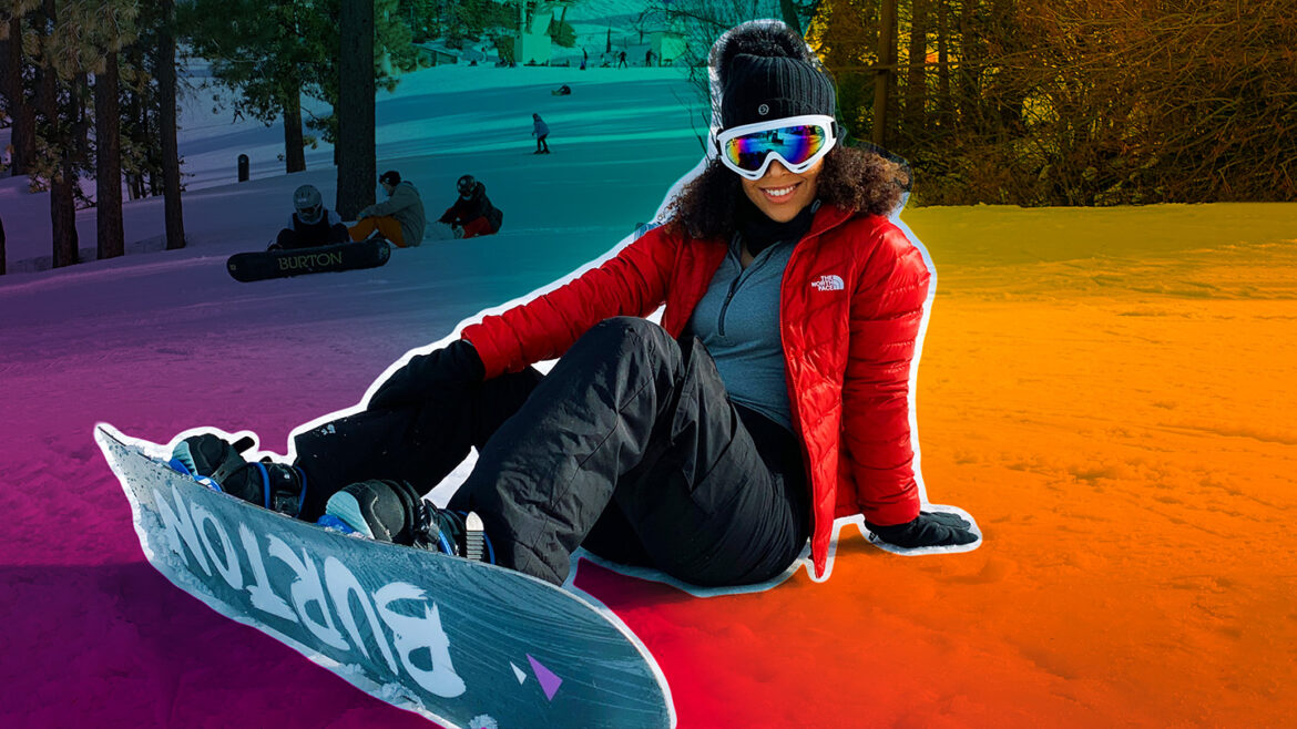 What Snowboarding Taught Me About Setting Goals
